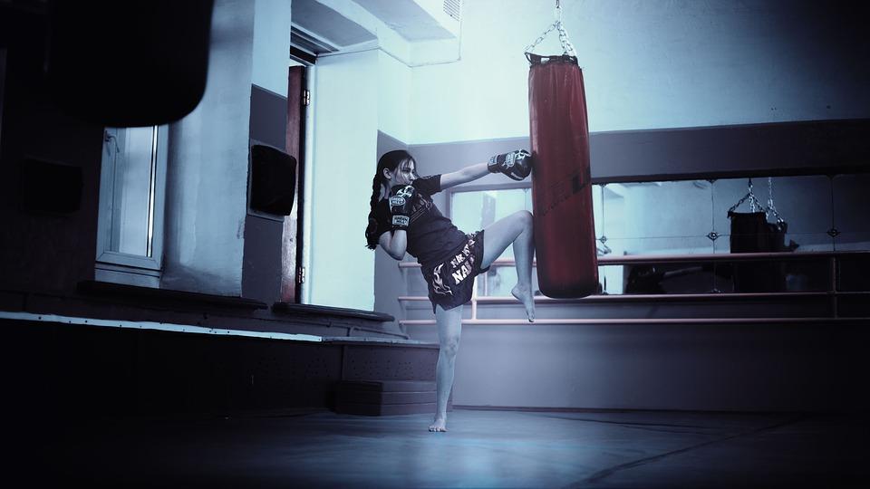 boxeo fem